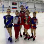2019-03-17 «Открытые соревнования среди танцевальных коллективов на льду»